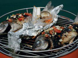 Dorade grise façon «pêché-mangé»