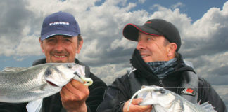 Electronique et la pêche