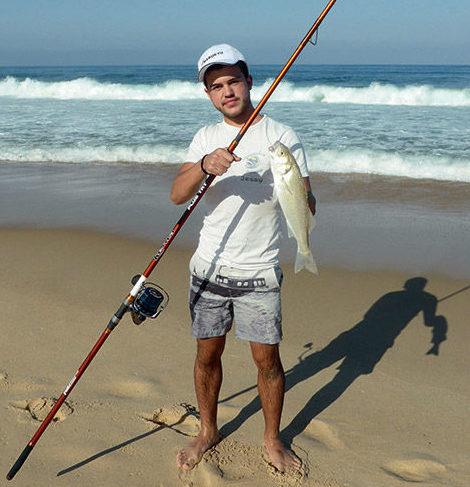 Pêche ciblé d'une espèce en mer