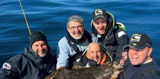 Pêche en Norvege à Lofoten