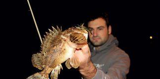 Pêche en rockfishing en détails