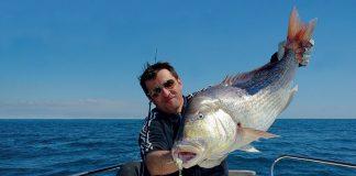 Pêche en slow jigging