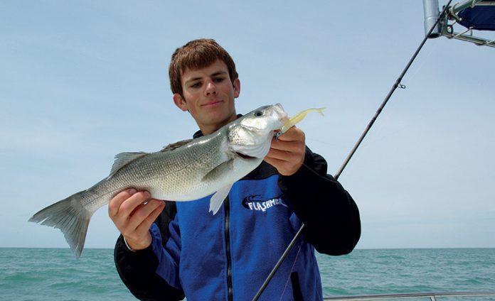 Pêche en finesse