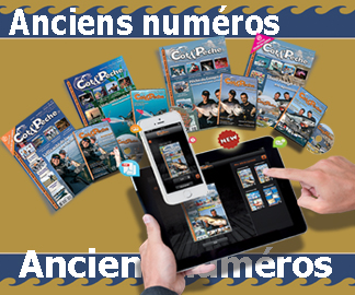 Anciens magazines Côté Pêche