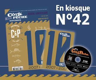 Magazine Côté Pêche Mer 42