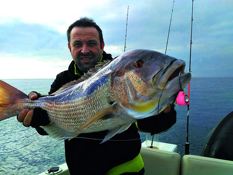 Tsunami System pour la pêche en mer