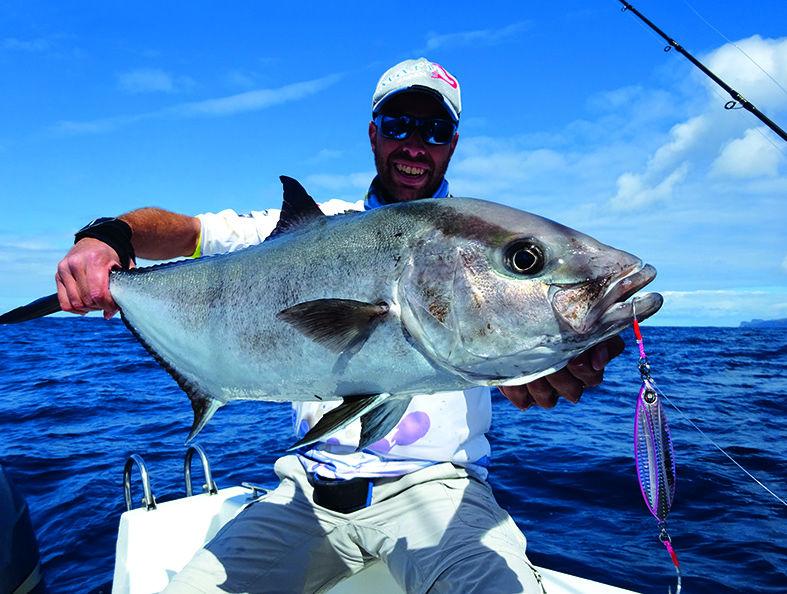Voyage de pêche sur l'ile de Faial