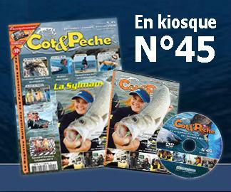 Côt&Pêche en kiosque