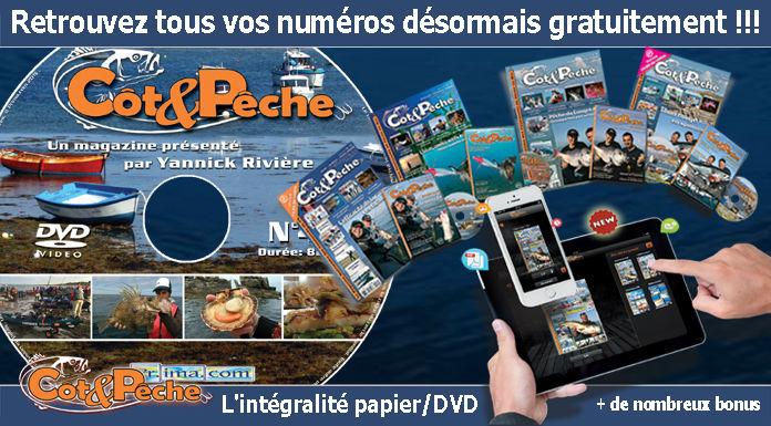 Magazine côt&pêche