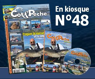 Magazine de pêche en mer Côt&Pêche