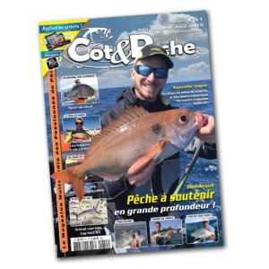 Magazine de pêche Côt&Pêche 51