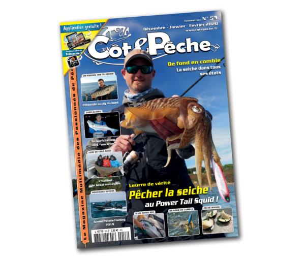 Magazine de pêche Côt&Pêche 53