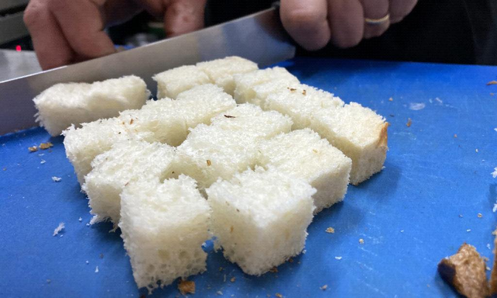 Cuisine Filet de Chapon à la grenobloise