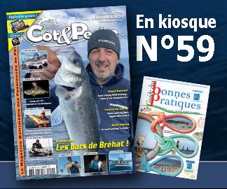 Magazine Pêche en mer Cotepeche 59